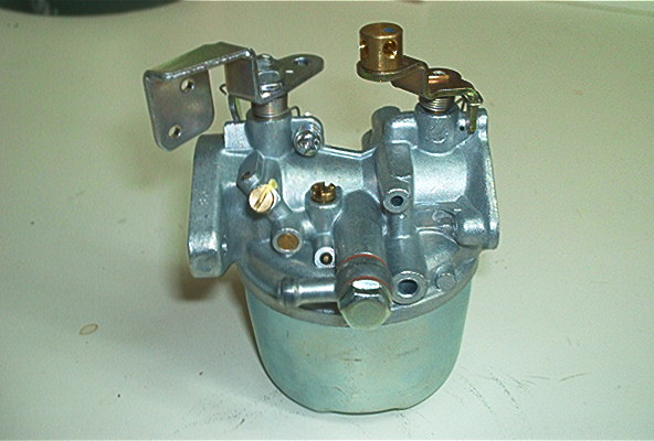 27159-87E Carburetor assembly (Sub) EZ Go Carb.