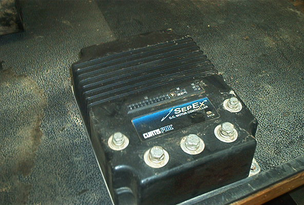 USED CONTROLLER FOR MTP1000E 48VOLT