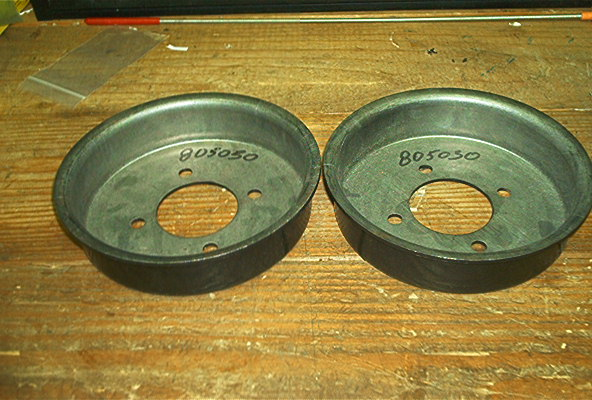 BRAKE DRUM FOR CUSHMAN